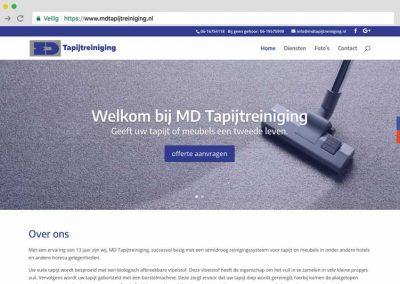 MD Tapijtreiniging