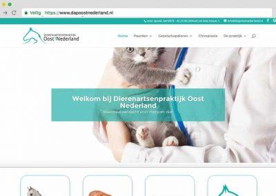 Dierenartsenpraktijk Oost Nederland