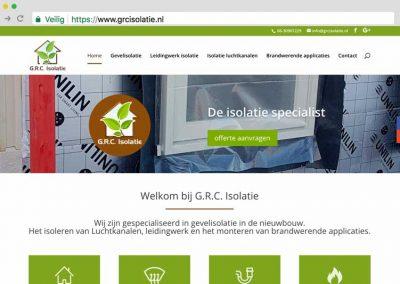 GRC Islotatie
