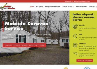 Mobiele Caravan Service