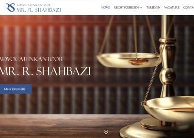 Advocatenkantoor MR. R. Shahbazi