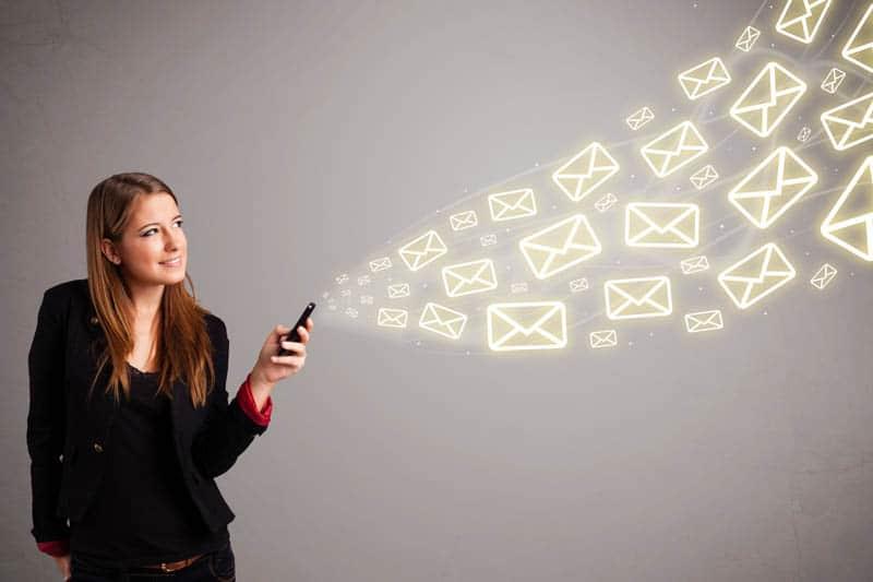 Onderzoek: 59% ontvangers e-mail deed aankoop