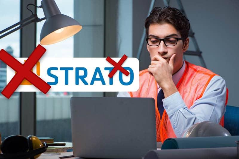 Strato Sitebuilder: 5 redenen om deze NIET te gebruiken!